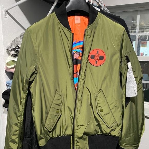 Coach Jackets Coats Coach X Michael B Jordan Naruto Reversible Jacket Poshmark